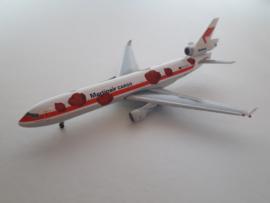 Boeing MD-11F Prinses Maxima Martinair Cargo Herpa 1/500