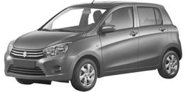 Suzuki Celerio vanaf 2015+