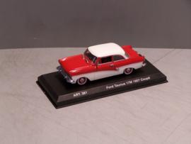 Modelauto Ford Taunus 17 M Coupe 1:43