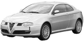 Alfa Romeo Coupe GT 2003-2011