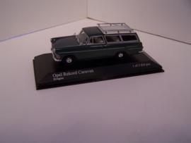Modelauto Opel Rekord Caravan