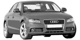 Audi A 4  12/2007 - 03/2012