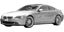 Bmw 6 Serie 2003-2010 E63 / E64