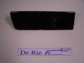 Reflector Bumper Vw Golf links zwart