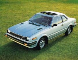 Honda Prelude 1978-1983