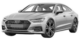 Audi A7 vanaf 11/2017+