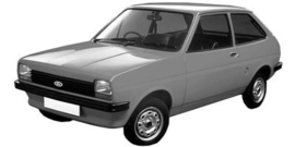 Ford Fiesta 1976-1983