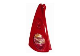 Achterlicht Peugeot 107 2005-2012 Links Compleet