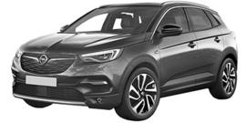 Opel Grandland X 6/2017+