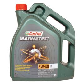 Castrol Magnatec 5W-40 C3 5Ltr