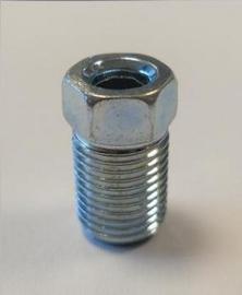 Remleiding wartel M10 x 1 x 5  mm