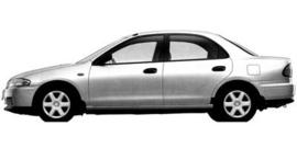 Mazda 323 S / P 1996-1998