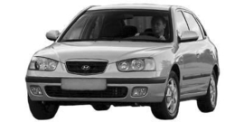 Hyundai Lantra-Elantra 2000-2003