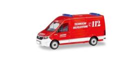 MAN TGE Feuerwehr Aachen / Technische Hilfeleistung - 1:87