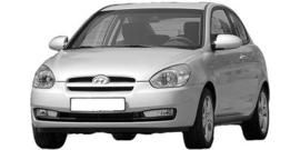 Hyundai Accent 2006- 2009