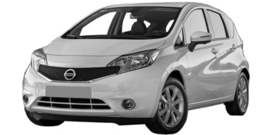 Nissan Note 2013+