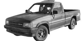 Mazda B Series 1985-1999
