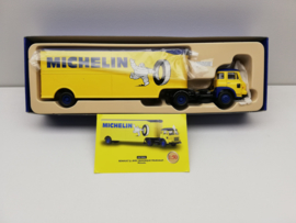Michelin Collection -  Bibendum II - Truck Renault JL & Remorque Fruehauf - Limited Edition 2600