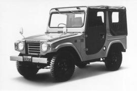 Daihatsu Taft 1974 tot 1977 F10