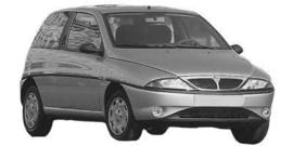 Lancia Ypsilon 1995-2000