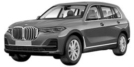 BMW X7 G07 2019+
