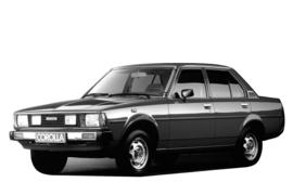 Toyota Corolla 1980-1983