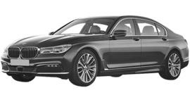 BMW 7 G11/G12 2015+