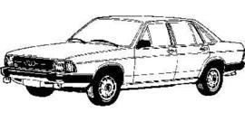 Audi 100 1972-1982