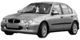 Rover 25  tot 10/2004