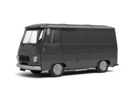 Peugeot J7 1968-1981
