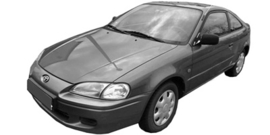 Toyota Paseo 08/1995-1999