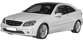 Mercedes CLC CL203 2008-2010