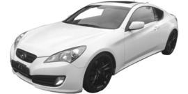 Hyundai Genesis Coupe 2008+