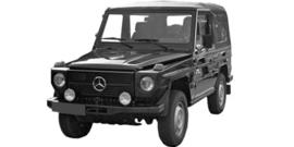 Mercedes G 1979-1991 W460 / W461 Gelände