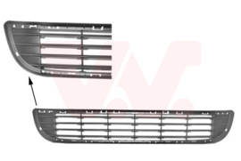 Bumpergrille Citroën Berlingo 2008-2012
