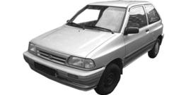 Kia Pride 1995-1999