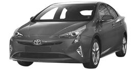 Toyota Prius vanaf 2016