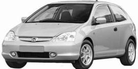 Honda Civic 2001-2003 3/5 deurs
