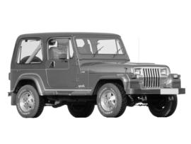 Jeep Wrangler 1986-1996