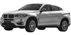 BMW X6 F16 2014-2019