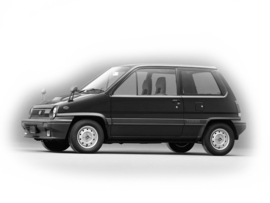 Honda Jazz 1983-1987