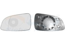 Spiegelglas  OPEL ASTRA H 3/2004 -2010 3/5P/D Links