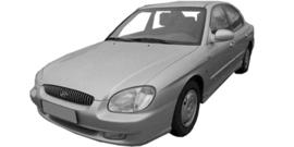 Hyundai Sonata 1999-2001