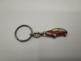 Sleutelhanger Alfa Romeo 146 rood