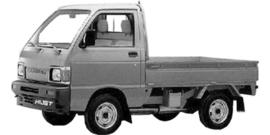 Daihatsu Hijet , Wide 1980-1998