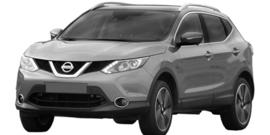 Nissan Qashqai 2/2014-2017/11