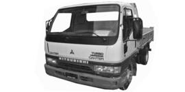 Mitsubishi Canter 2002-2004