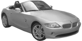 Bmw Z4 E85 2009-