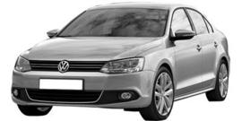 Volkswagen Jetta 2011-2014