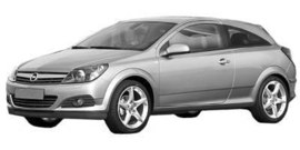 Opel Astra H3/2005-2010 3P/D